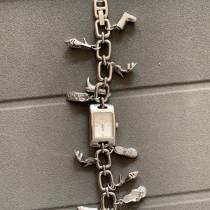 Fossil Charm bracelet Watch